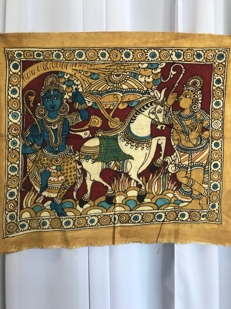 Short Indian Tapestry
