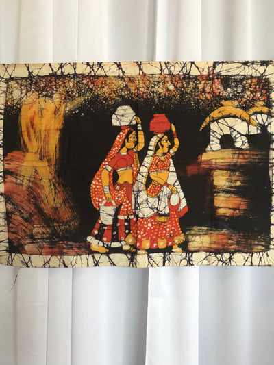 Small Indian Tapestry