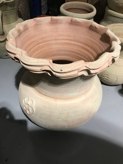 Large Clay Pot