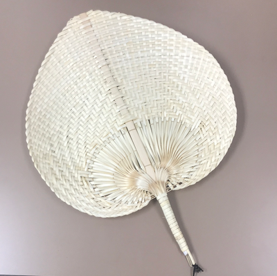 Natural Bamboo Fan