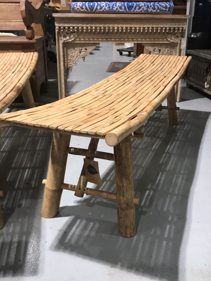 Bamboo Bench (Foldable)