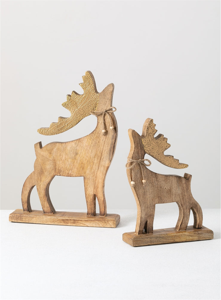 Tabletop Deer (2 pcs)