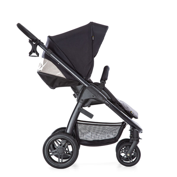 Stroller set 2 in 1 Saturn R Duo set Hauck Caviar Stone