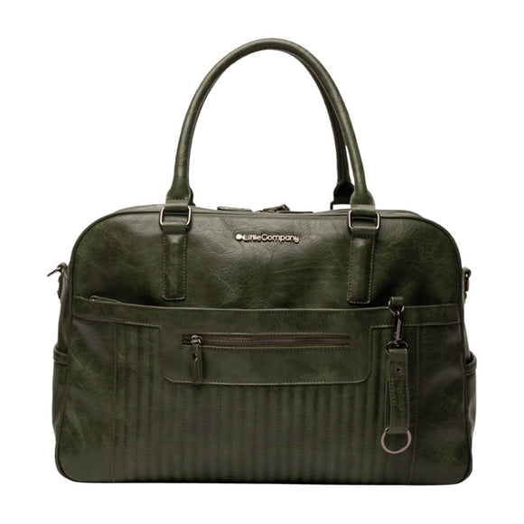Changing bag Lima Green Little Company