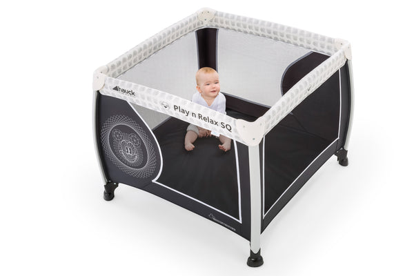 Playpen Hauck Play'n Relax SQ Disney Mickey