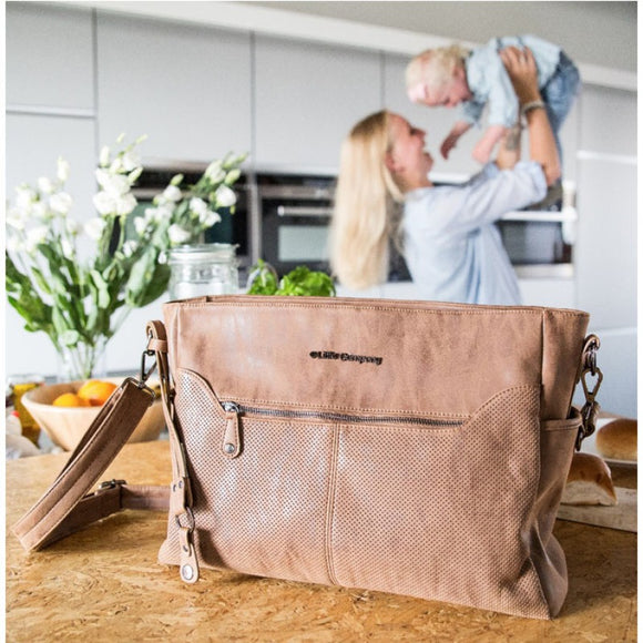 Changing bag Copenhagen Perfo Little Company