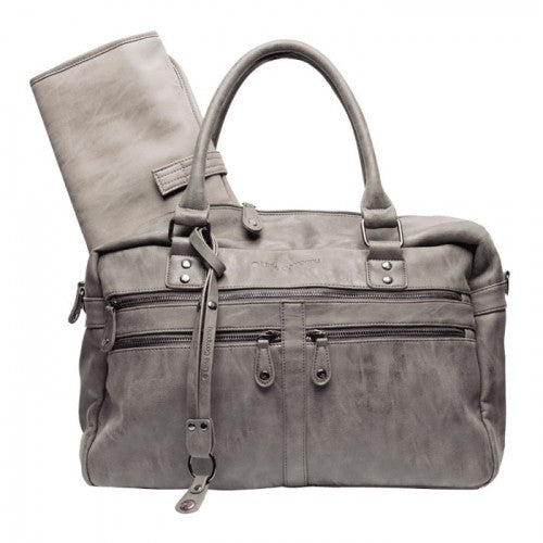 Changing bag Brussel Charcoal Little Company
