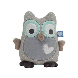 Soft Toy Owl Hello Little One 18 cm