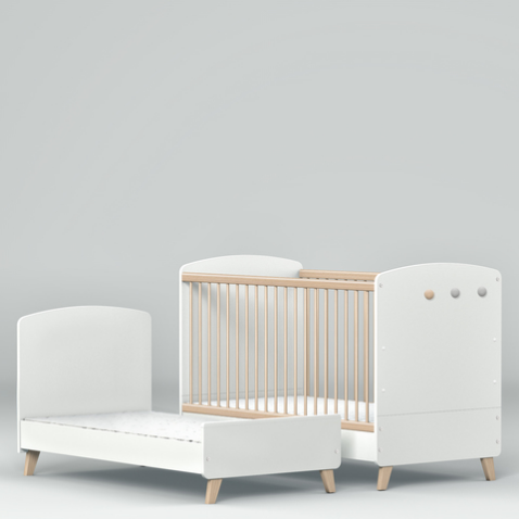 Nursery room Faktum Colette white