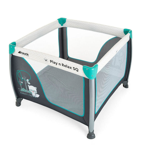 Playpen Dream N Play Square Forest Fun Hauck