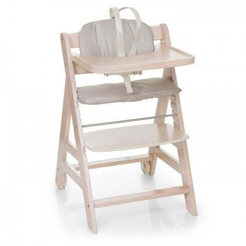 High chair Hauck Beta white washed