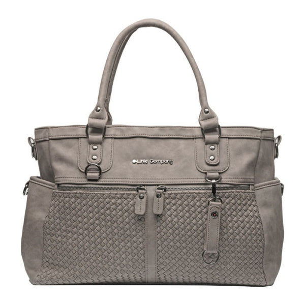 Changing bag Monaco Grey Little Company