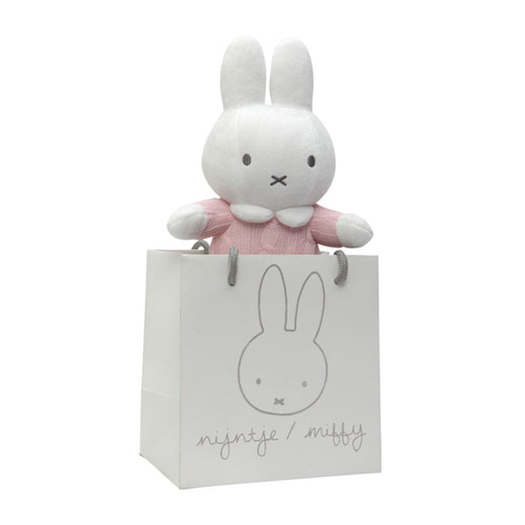 Soft Toy Pink Bunny 22 cm