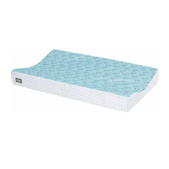 Changing pad Luma Racoon Mint