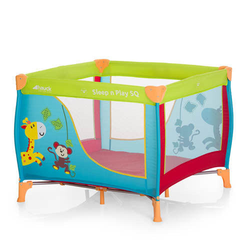 Playpen Dream N Play Square Jungle Fun Hauck-Playpen-Hauck-mamacita-cy.com-Parka_Kypros-Parkokrevato_Kypros-παρκοκρεβατο_κΥΠΡΟΣ-PLAYPEN_cYPrus-krevati_paidiko