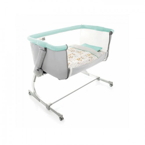 Cradle Baby-side Jane Grey and Blue