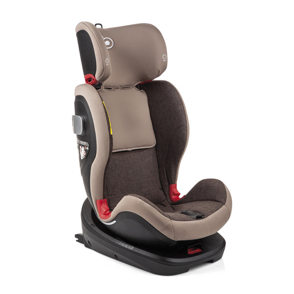 Child car seat Becool Pivot Isofix 0-36 kg Ash