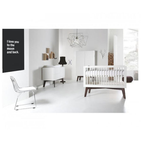 Nursery room Sixties High Gloss Bebejou