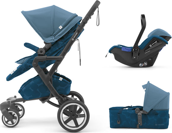 Concord Neo Plus Mobility Set Peacock Blue