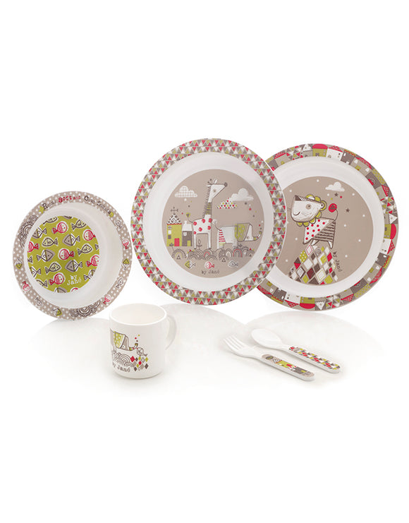 Crockery set 6 pieces Jane