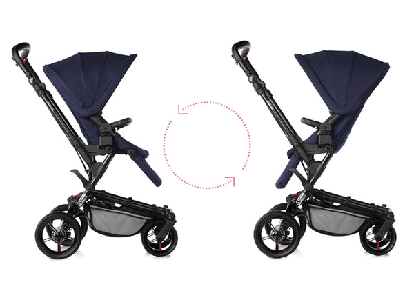 Stroller Jane Epic Jet Black