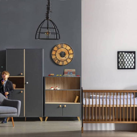Room Set Faktum Colette Anthracite