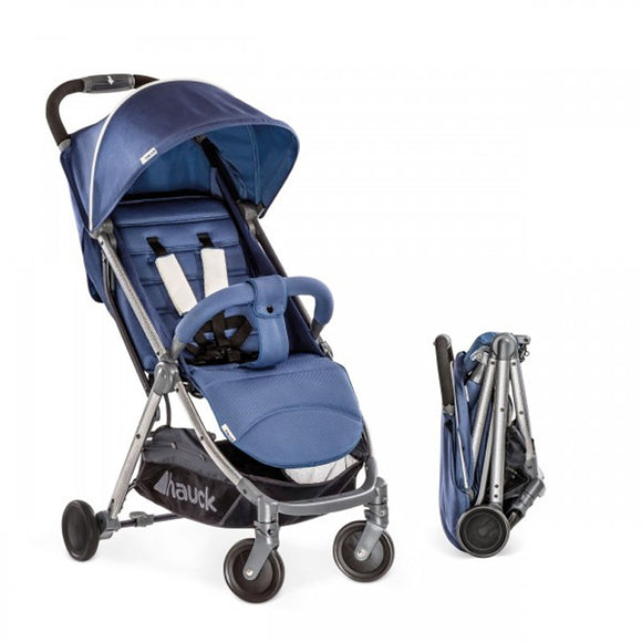 Light Stroller Hauck Swift Plus Denim