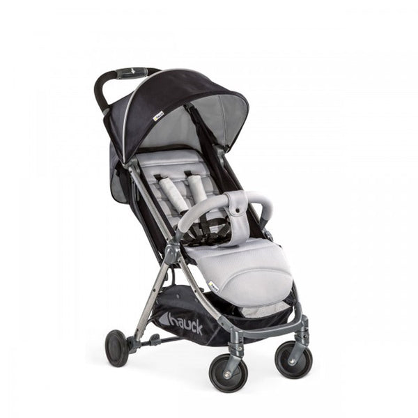 Light Stroller Hauck Swift Plus Silver / Charcoal