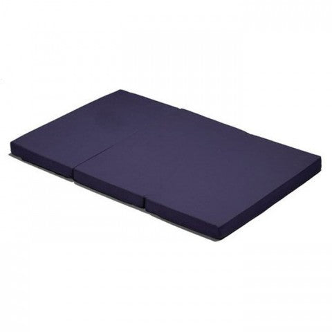 Playpen mattress Hauck Uni Navy
