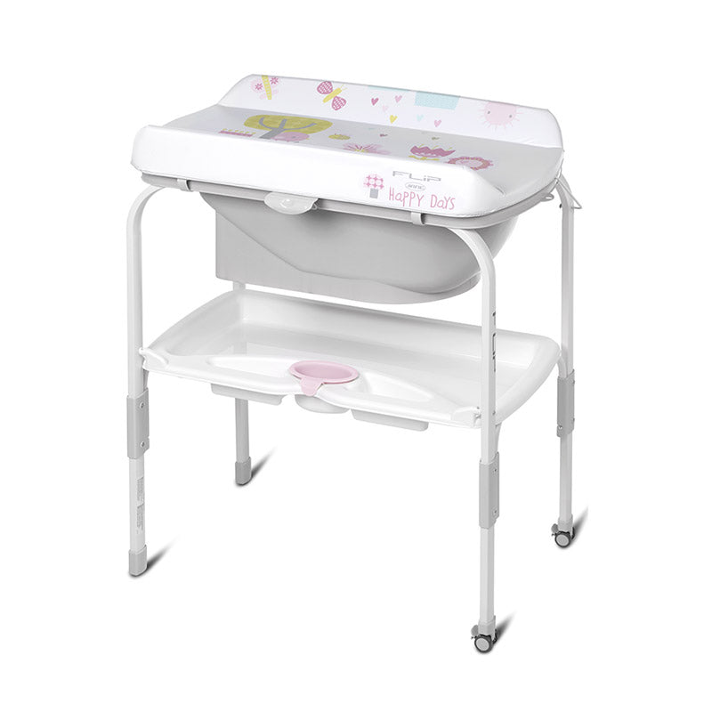 Jane Flip Foldable bath and changing unit Cute