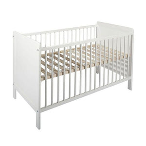 Harrod's Kidsmill Baby Bed 60 x 120 White