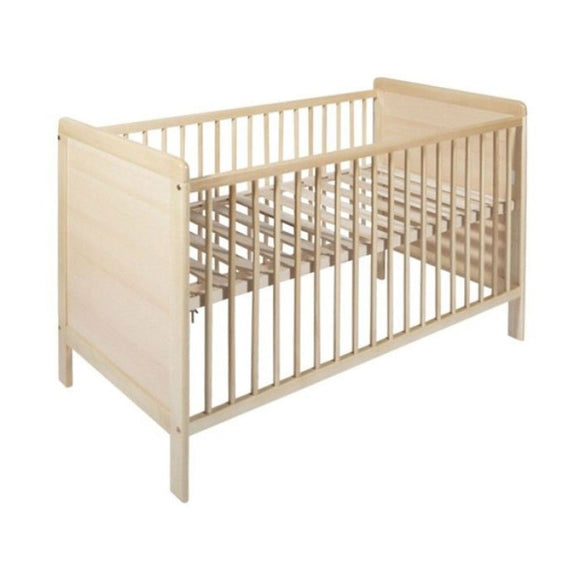 Harrod's Kidsmill Baby Bed 60 x 120 Natural
