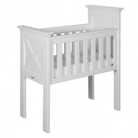 Cradle Savona White With Cross Bebe Jou
