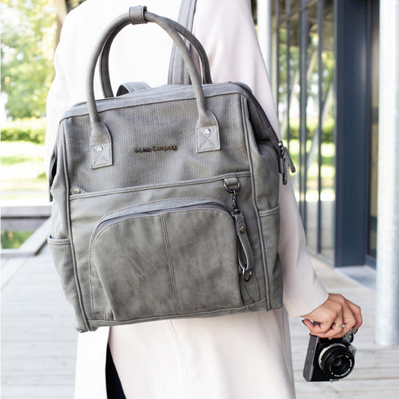Changing bag Riga Grey Little Company