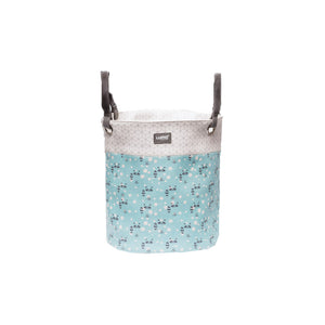 Toy Basket Luma L Silt Green