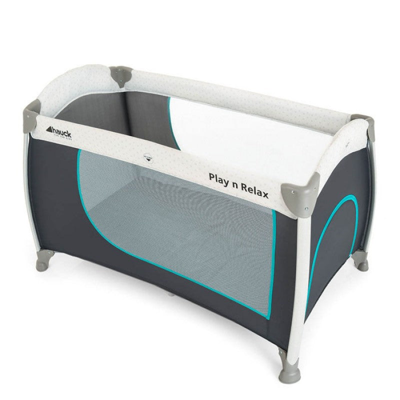 Playpen Dream N' Play Plus Relax Hearts Hauck