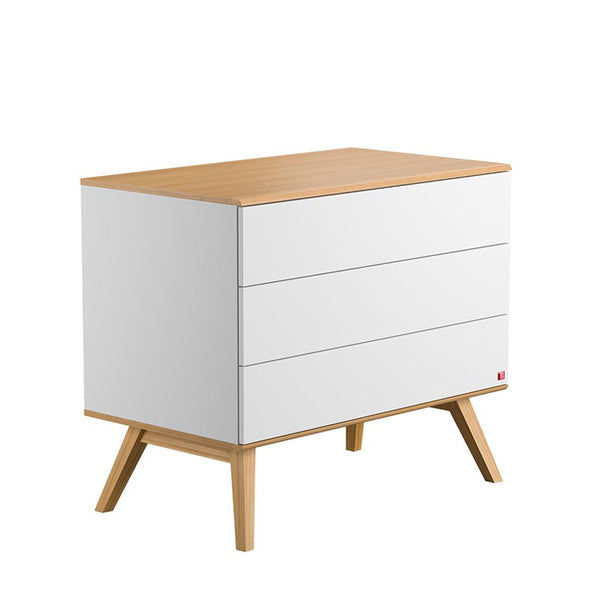 Changer Nature Baby White/Oak BebeJou