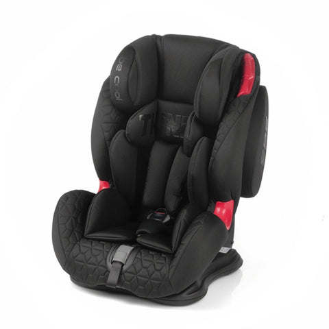 Car seat 9-36kg Be cool Thunder with belt – Coal