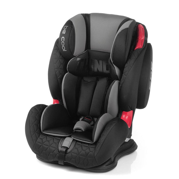 Car seat 9-36kg Be cool Thunder with belt – Misty