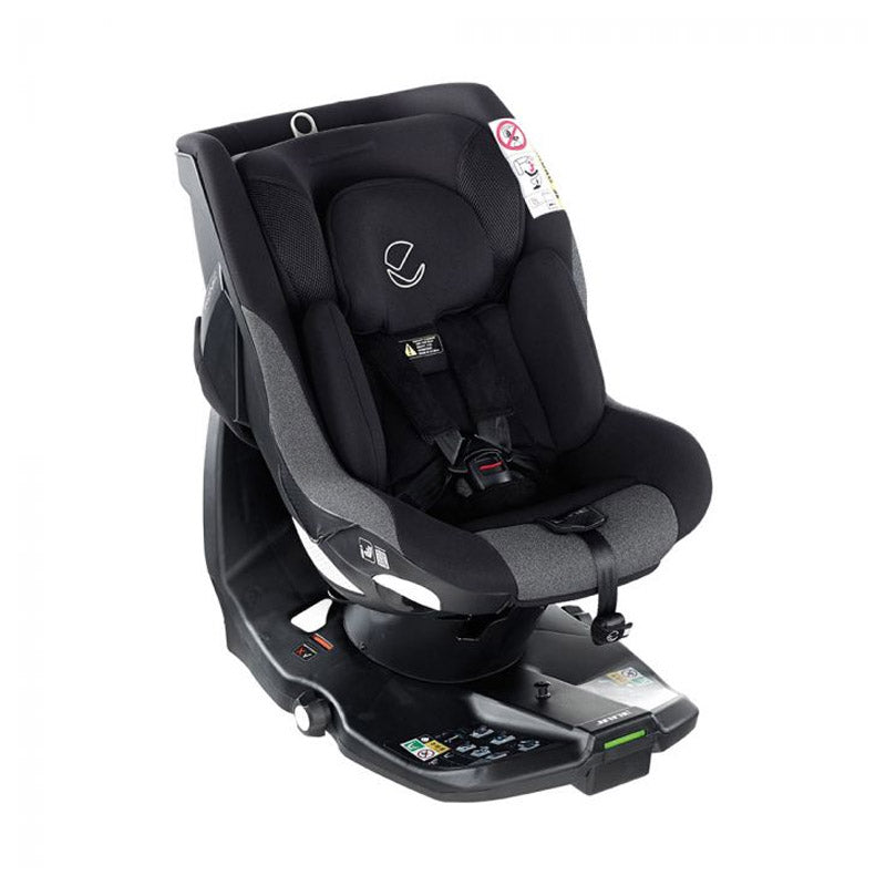 Baby car set Jane Ikonic Jet Black