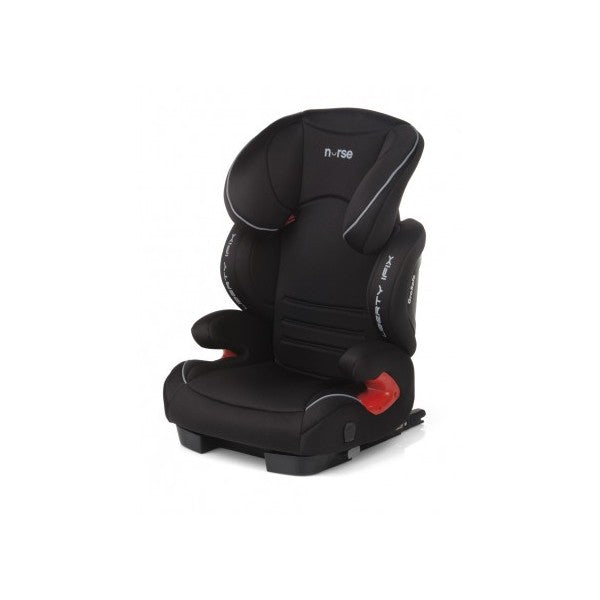 Child car sear Liberty 15 - 36 kgs Isofix Negro/Gris by Jane