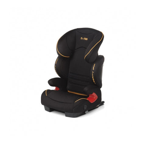 Child car sear Liberty 15 - 36 kgs Isofix Negro/Mostaza by Jane