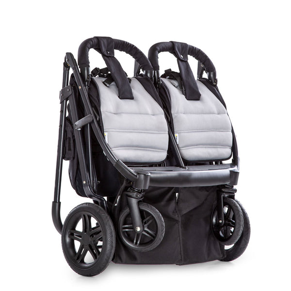 Double stroller Rapid 3R Duo Hauck - including adapter sets