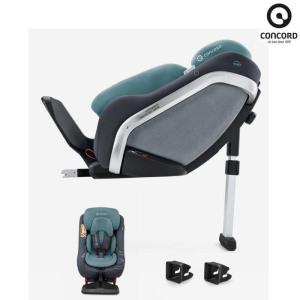 Child car seat Concord Reverso Plus i-size (0-23 kg) Scuba Green