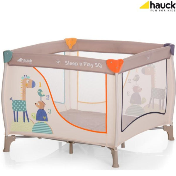 Playpen Dream N Play Square Animals Hauck