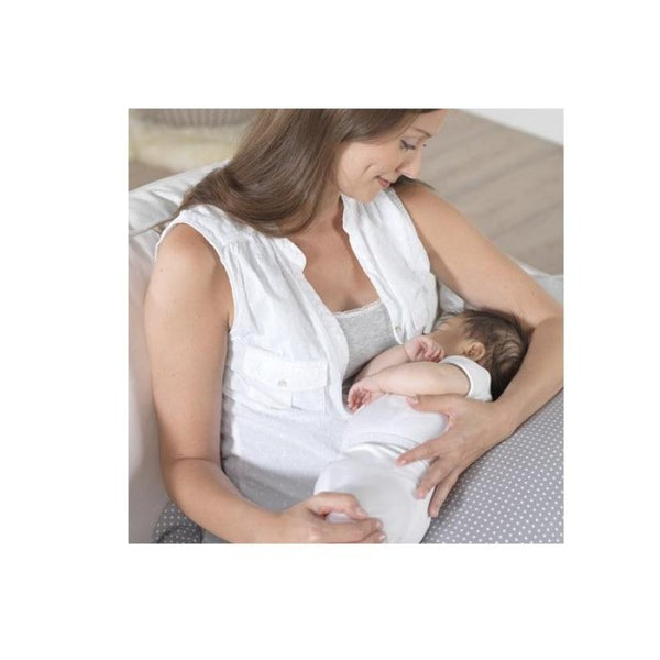 Nursing pillow Theraline Yinnie Dancing Leaves