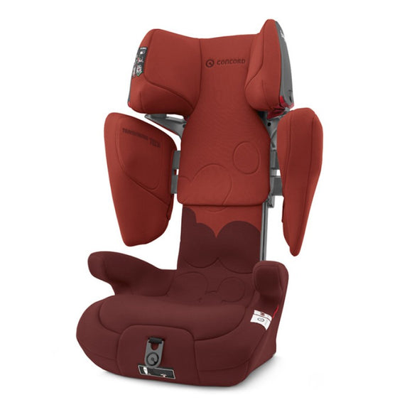 Child car seat Concord Transformer Tech (15-36 Kg) Autumn Red