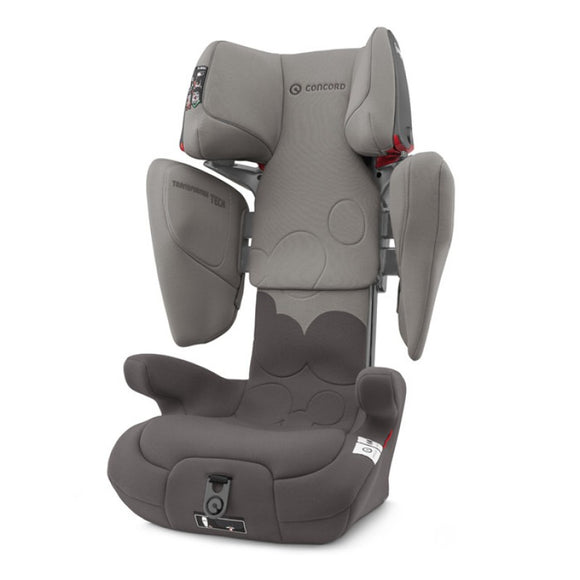 Child car seat Concord Transformer Tech (15-36 Kg) Moonshine Grey