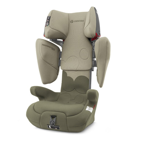 Child car seat Concord Transformer XT Plus (15-36 Kg) Moss Green