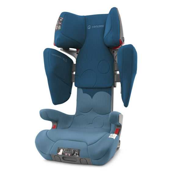 Child car seat Concord Transformer XT Plus (15-36 Kg) Peacock Blue